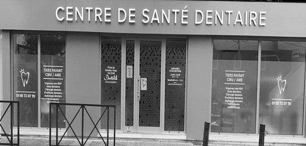 Centre dentaire de Villeneuve-Le-Roi (94)